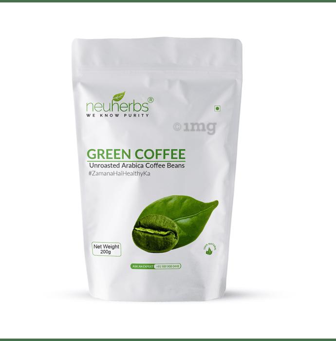 Neuherbs Green Coffee Beans Organic