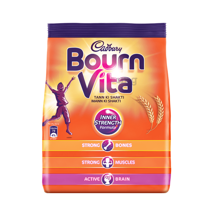 Cadbury Bournvita Health Drink Refill
