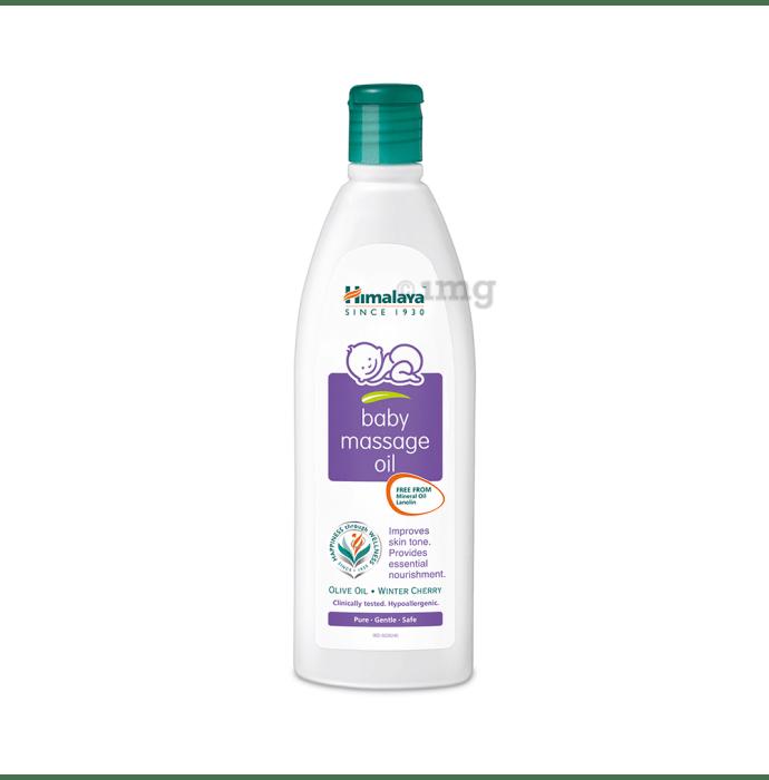 Himalaya Baby Massage Oil