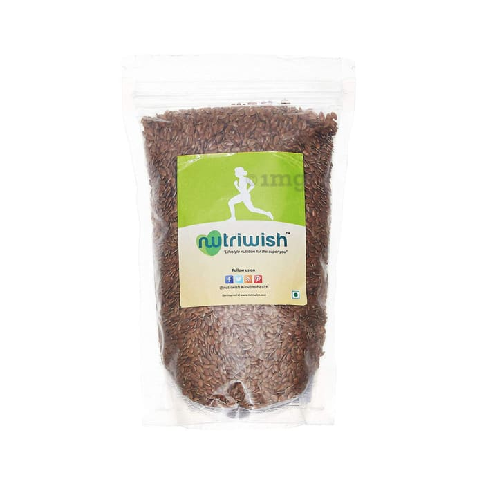 Nutriwish Flax Seeds Raw