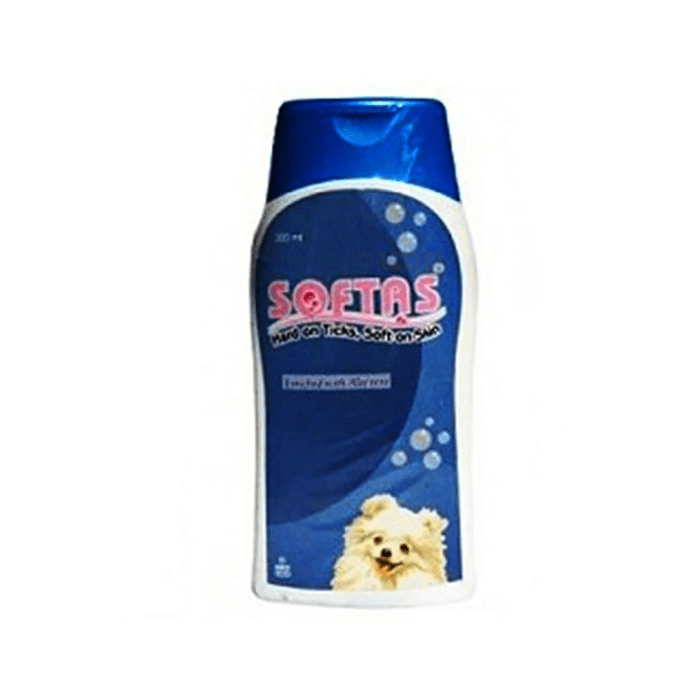 Softas Shampoo For Pets