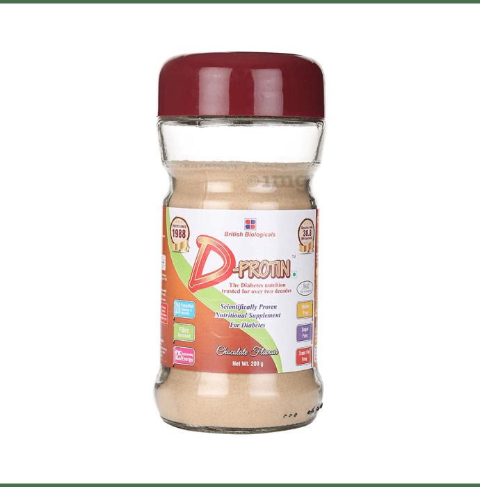 D-Protin Powder Chocolate