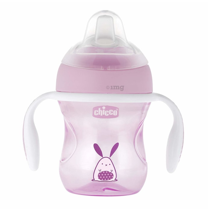 Chicco Transition Cup 4 Months Pink