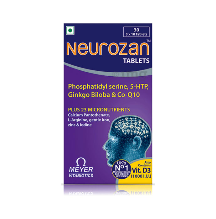 Neurozan Tablet