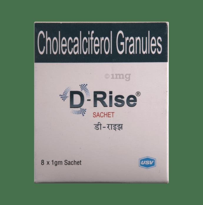 D-Rise Granules