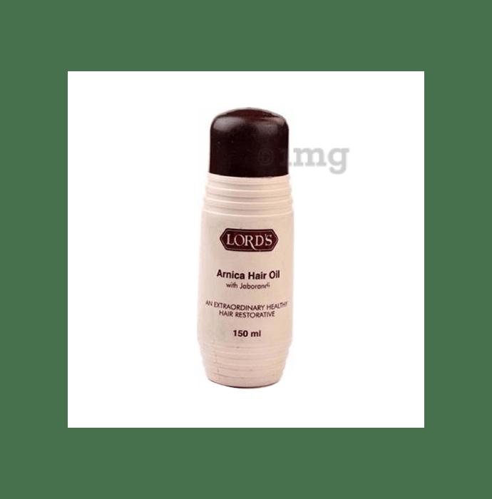 Lords Arnica Hair Oil with Jaborandi