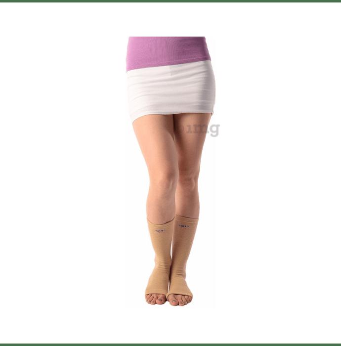 Vissco 0709 Elastic Tubular Anklet S