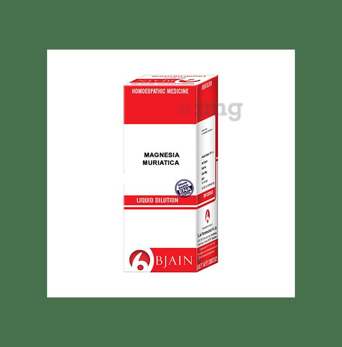 Bjain Magnesia Muriatica Dilution 50M CH