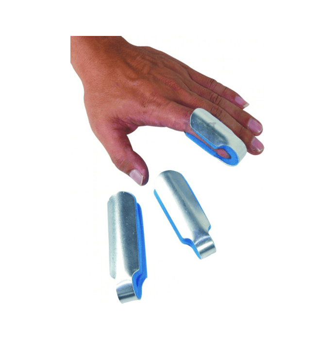 Health Point OO-154 Fold Over Finger Splint M