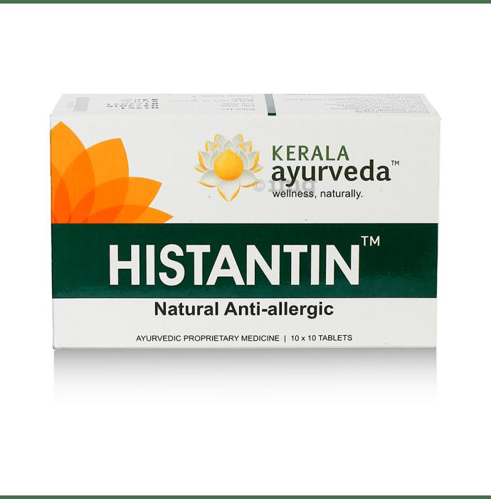 Kerala Ayurveda Histantin Tablet