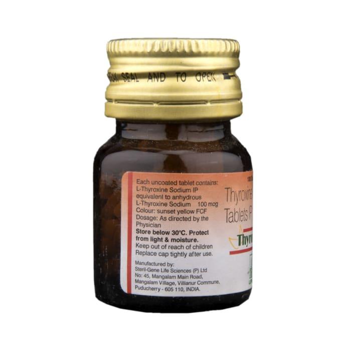 Thyroup 100 Tablet In Tamil பயன ப ட பக க