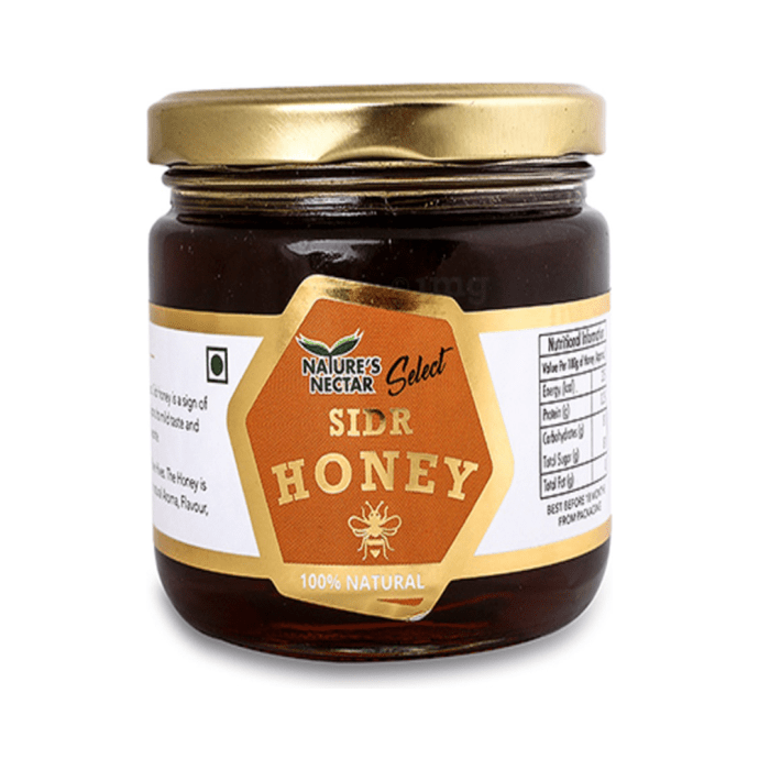 Nature's Nectar Select Honey Sidr