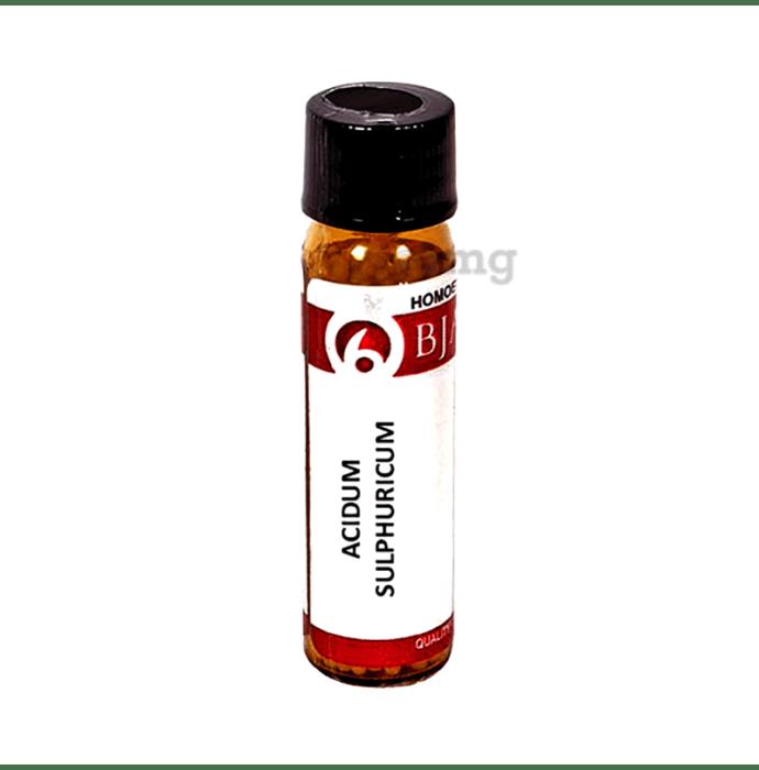 Bjain Acidum Sulphuricum Globules 6X