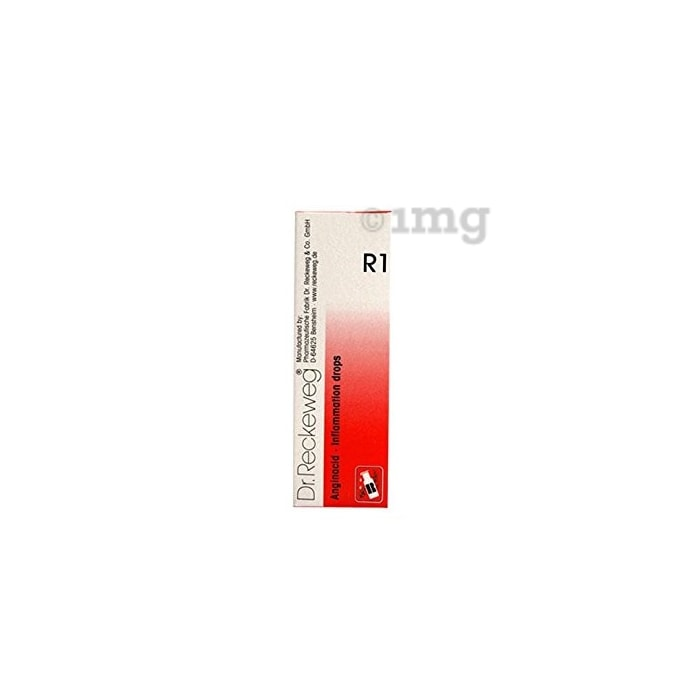 Dr. Reckeweg R1 Inflammation Drop