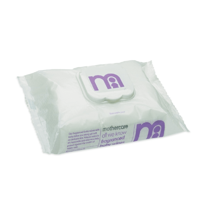 Mothercare All We Know Fragranced Baby Wipes