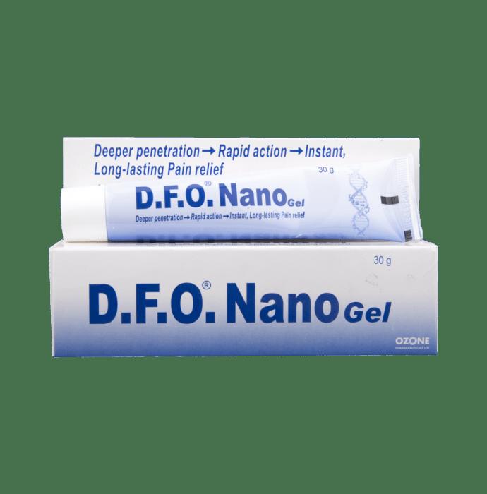 D F O  Nano Gel
