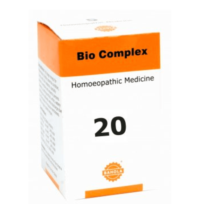 Bahola Bio Complex 20