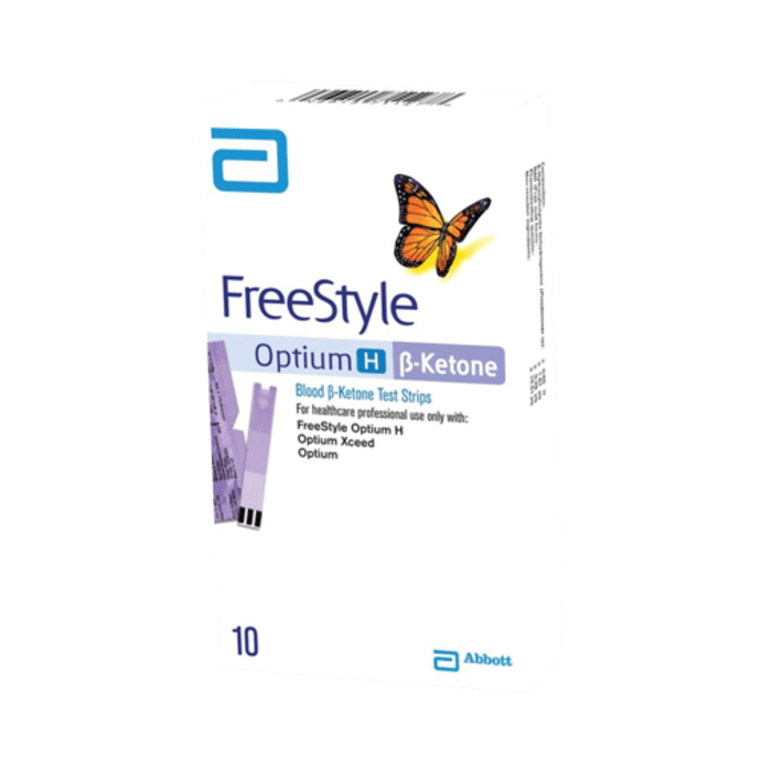 FreeStyle Optium H Beta-Ketone Test Strip
