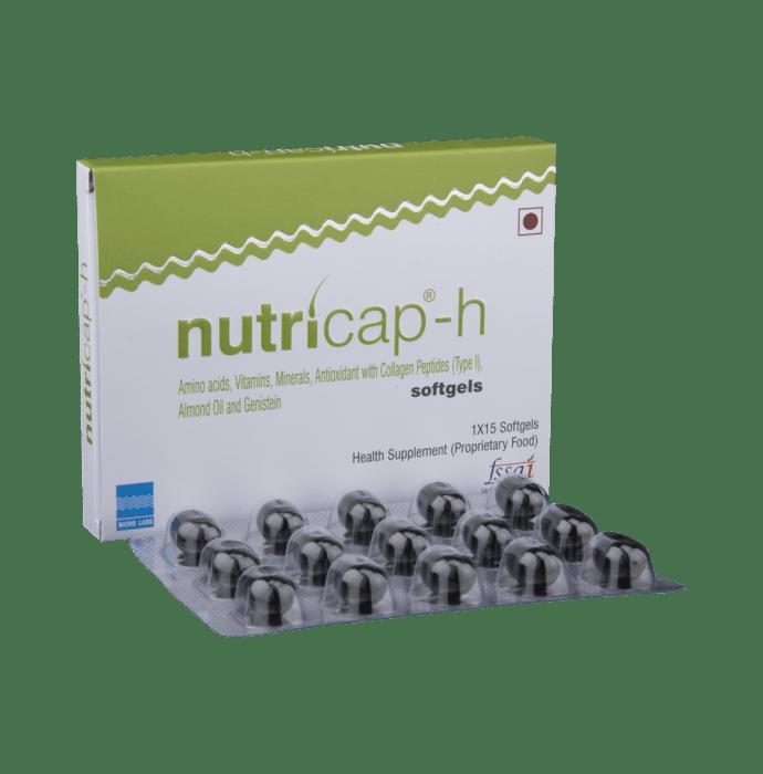 Nutricap-H Softgel Capsule