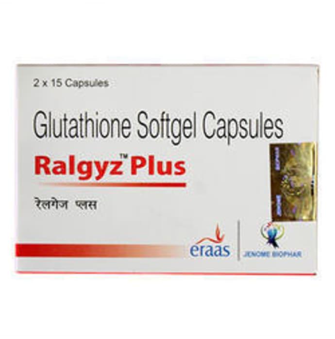 Ralgyz Plus 250mg Softgel Capsule