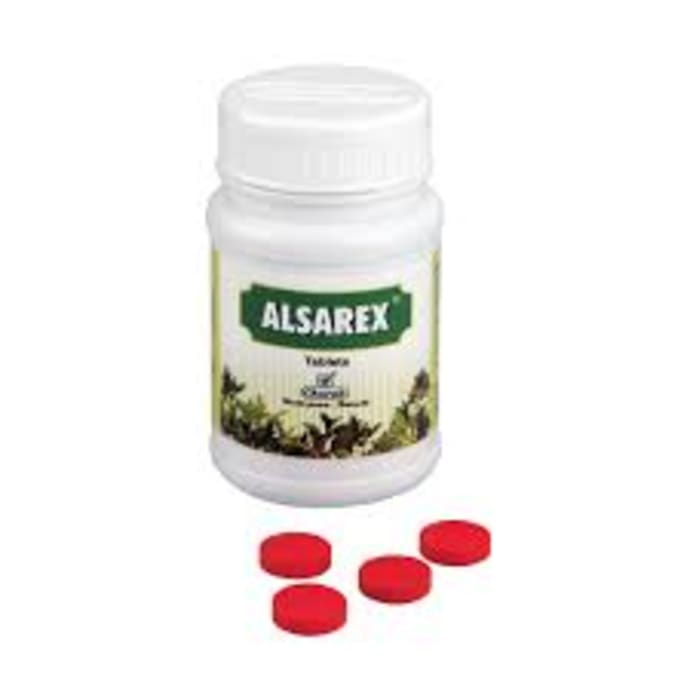 Alsarex Tablet