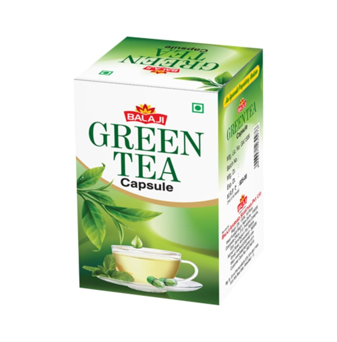 Balaji Green Tea Capsule