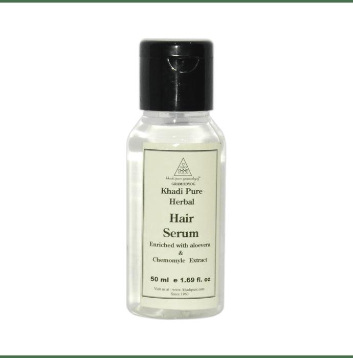 Khadi Pure Herbal Hair Serum