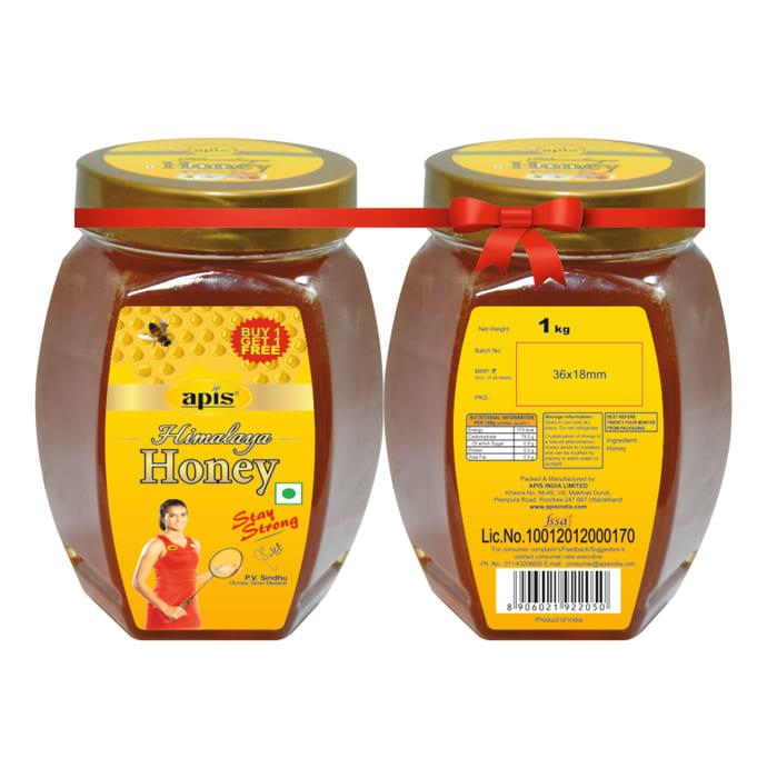 Apis Himalaya Honey (Buy1 Get1 Free)