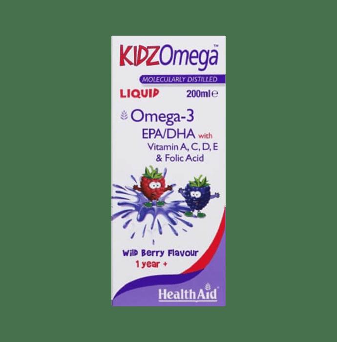 Healthaid Kidzomega Liquid