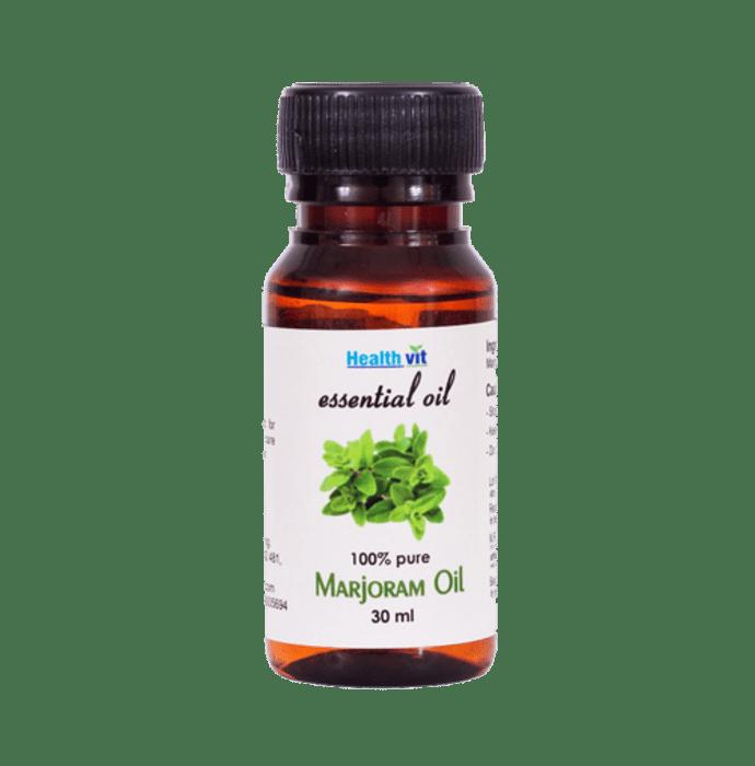 HealthVit Marjoram  Essential Oil