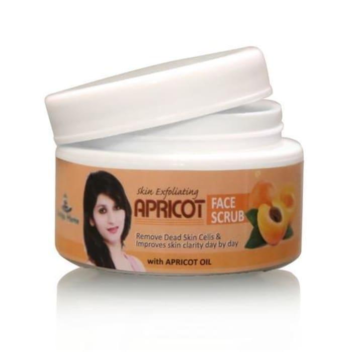 Amulya Apricot Face Scrub