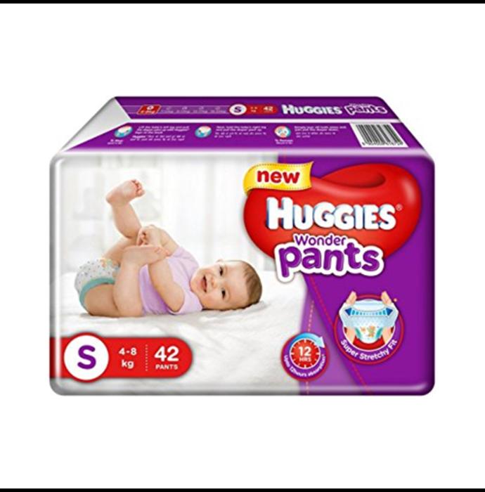 Huggies Wonder Pants Diaper S