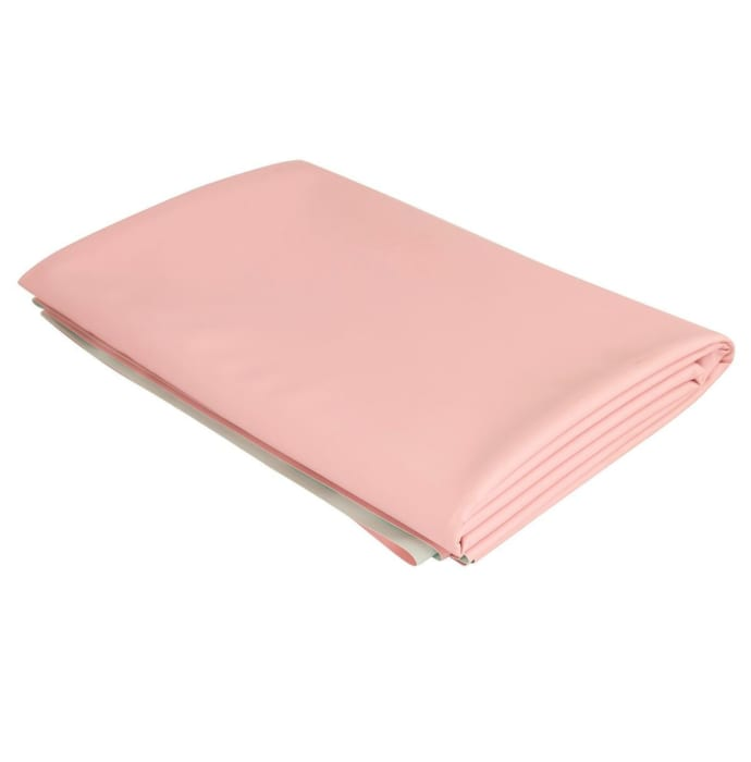Surgicare Shoppie Sillicon Waterproof Fine Rubber Sheet (2 meters) Pink