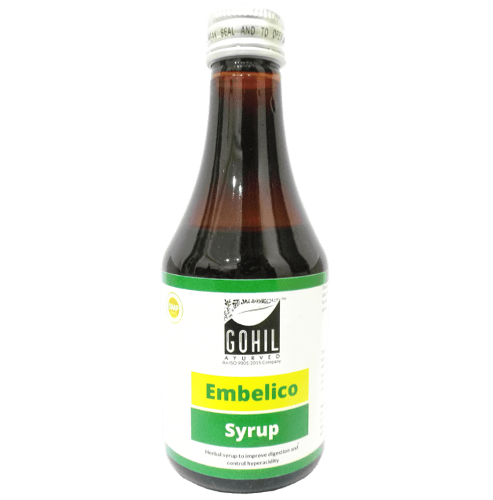 Gohil Ayurved Embelico Syrup