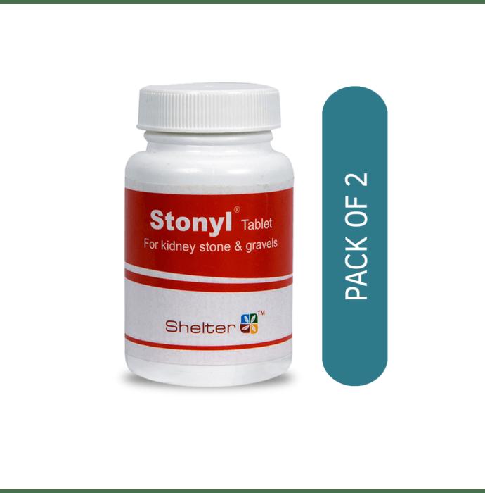 Stonyl Tablet Pack of 2