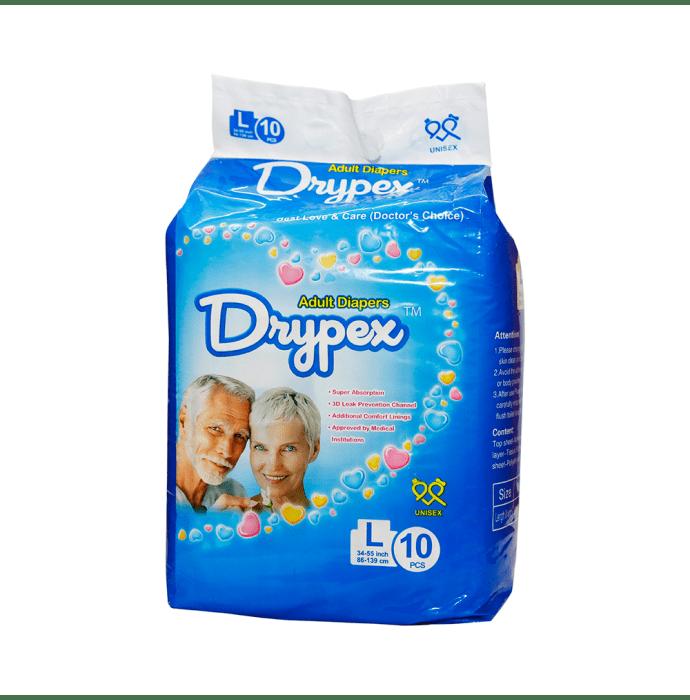 Drypex Adult Diaper L