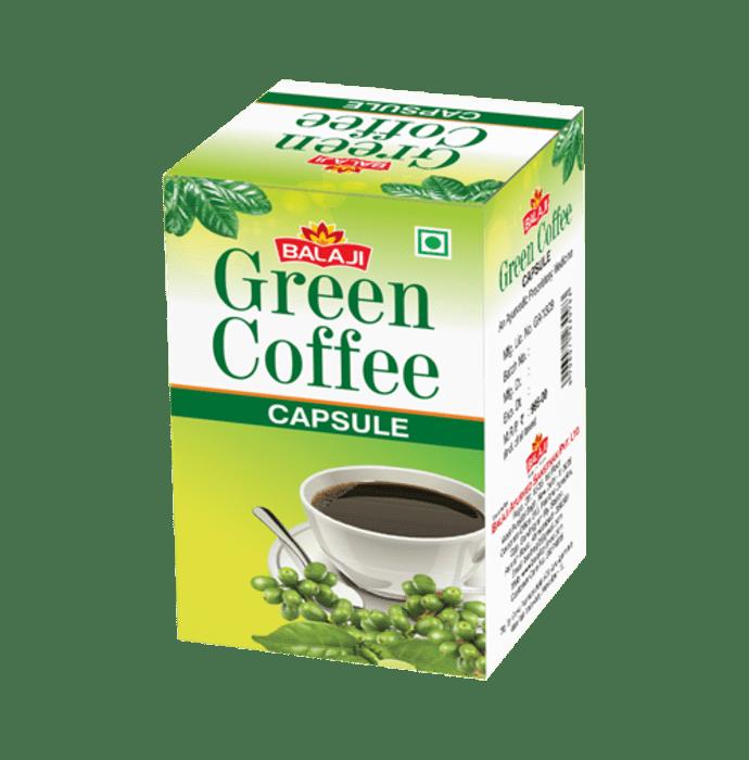 Balaji Green Coffee Capsule