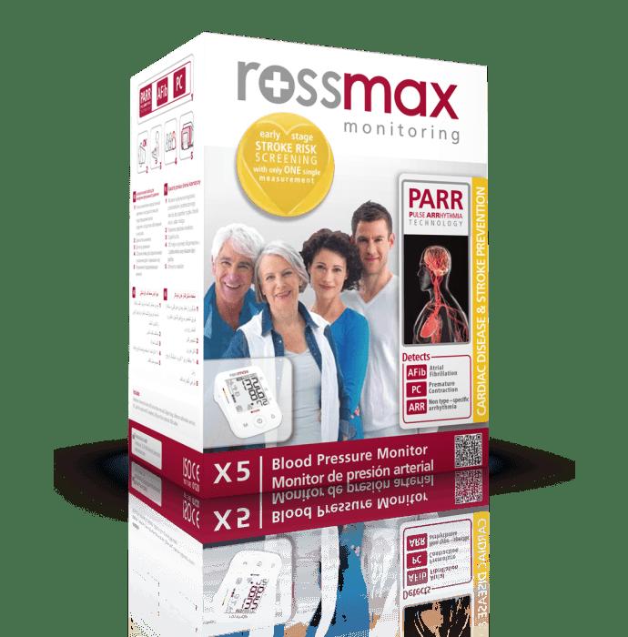 Rossmax X5 Digital Blood Pressure Monitor