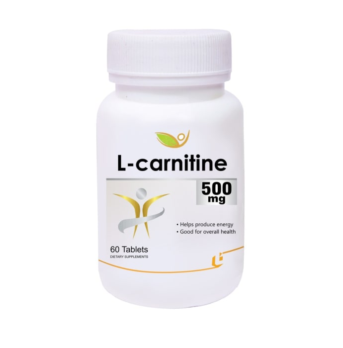 Biotrex L-Carnitine 500mg Tablet