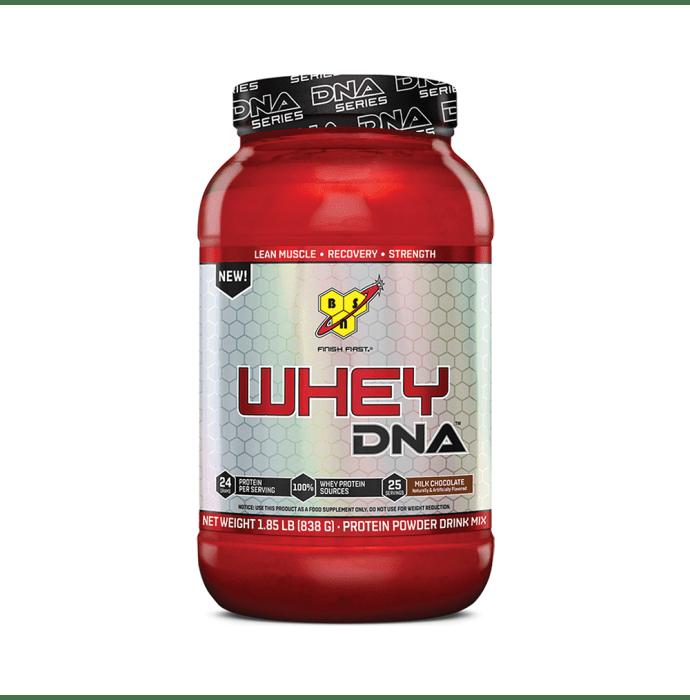 BSN Whey DNA Powder Milk Chocolate