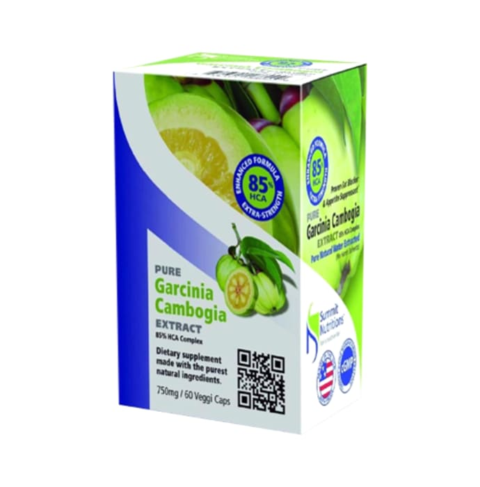 Summit Nutritions Pure Garcinia Cambogia Extract Capsule