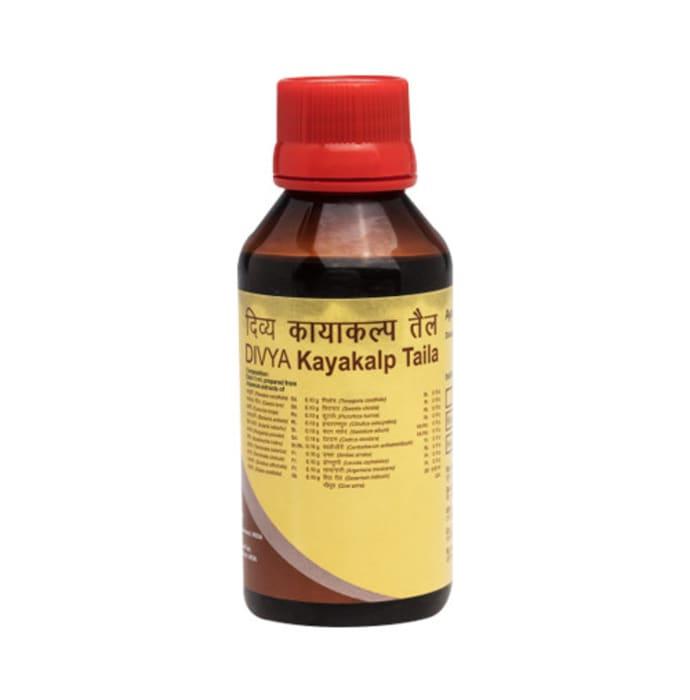 Patanjali Divya Kayakalp Taila Pack of 6