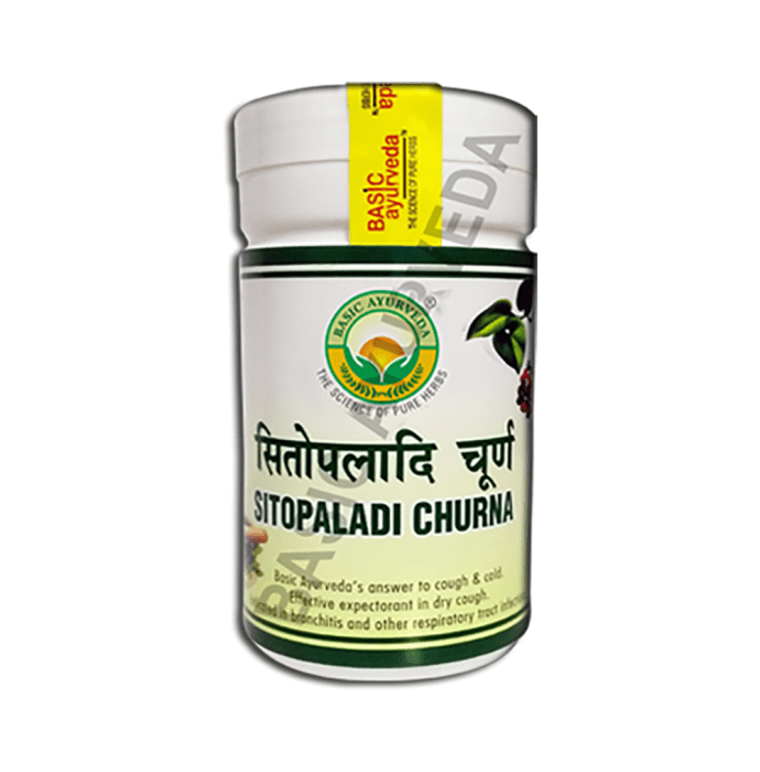 Basic Ayurveda Sitopaladi Churna