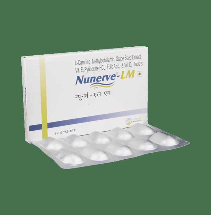 Nunerve-LM Tablet