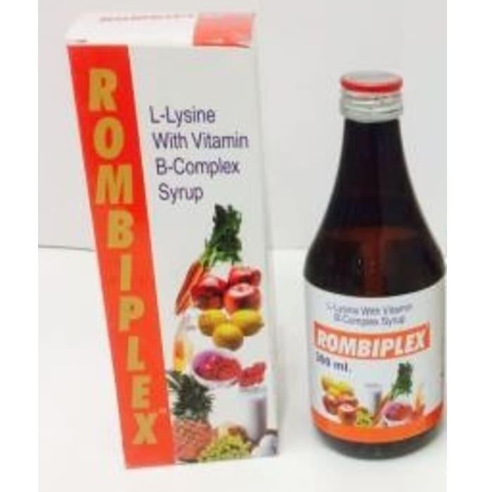 Rombiplex Syrup