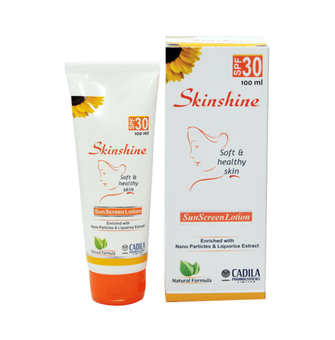 Skinshine Sunscreen Spf 30 Lotion