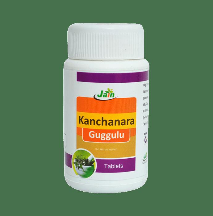 Jain Kanchanara Guggulu Tablet Pack of 2