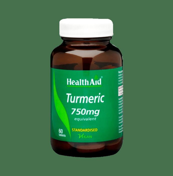 Healthaid Turmeric 750mg Tablet