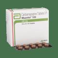 Mazetol 100 mg Tablet