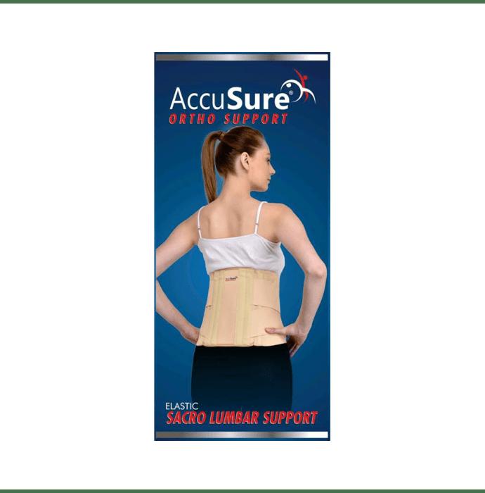 Accusure B-9 Sacro Lumbar Support XL